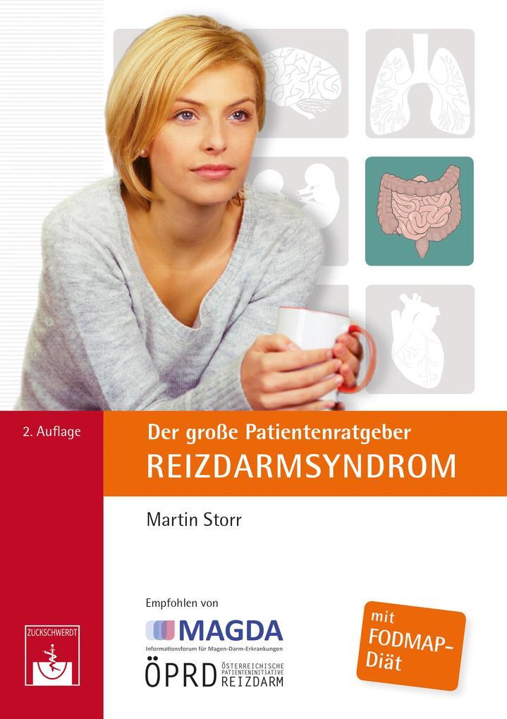 Der große Patientenratgeber Reizdarmsyndrom als eBook