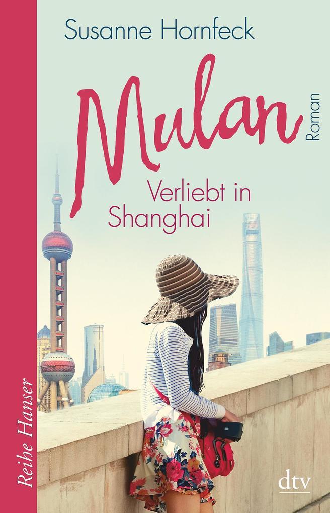 Mulan Verliebt in Shanghai als Buch