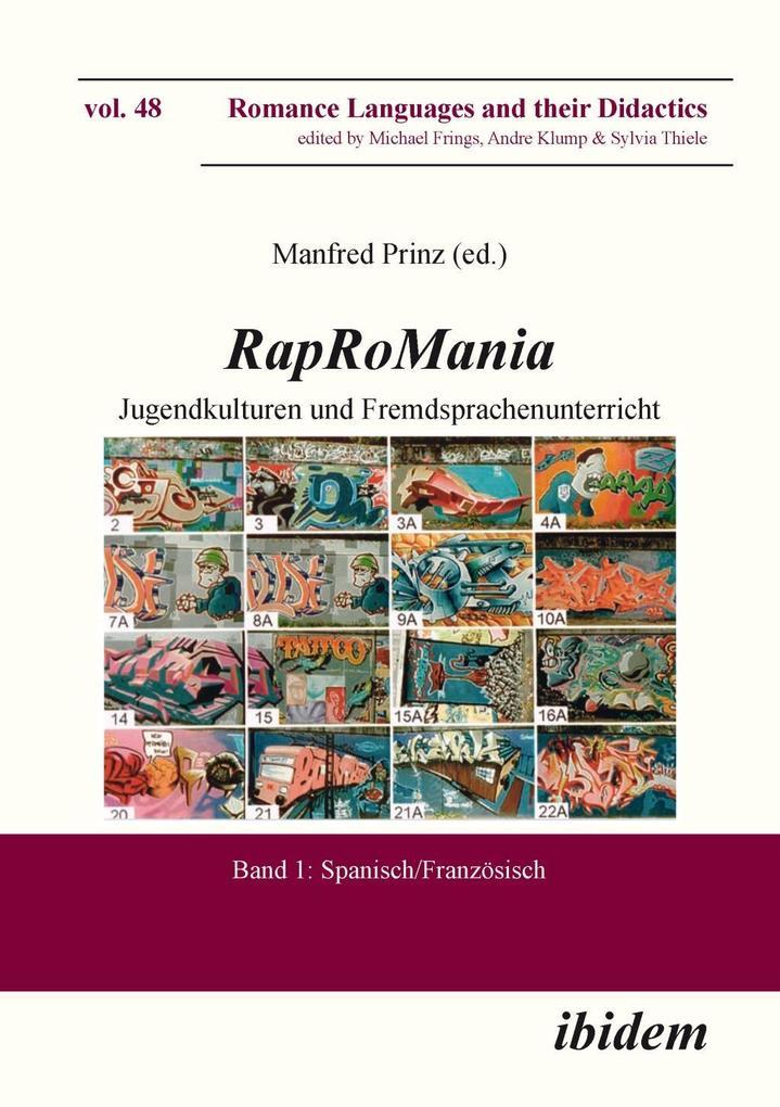 Rap RoMania: Jugendkulturen und Fremdsprachenunterricht als eBook