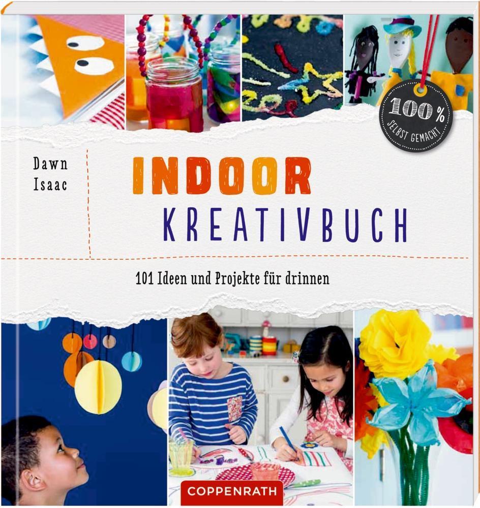 Indoor-Kreativbuch als Buch