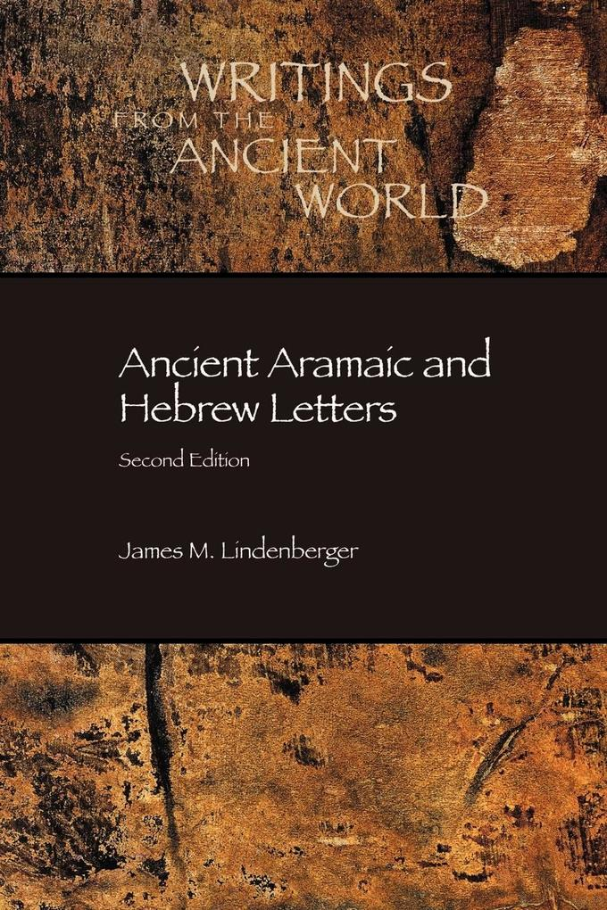 Ancient Aramaic and Hebrew Letters, second edition als Taschenbuch