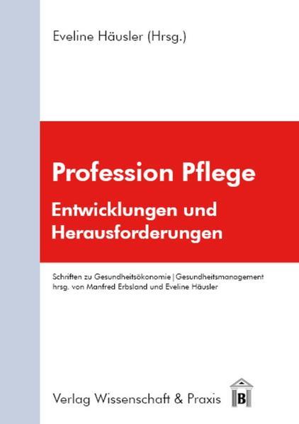 Profession Pflege als Buch