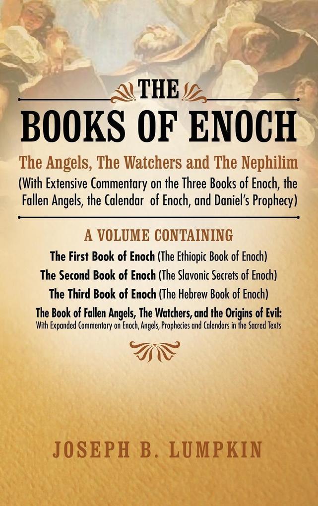 The Books of Enoch als Buch (gebunden)