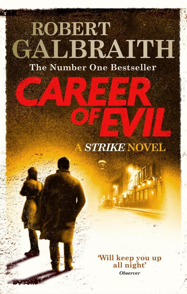 Career of Evil als eBook von Robert Galbraith