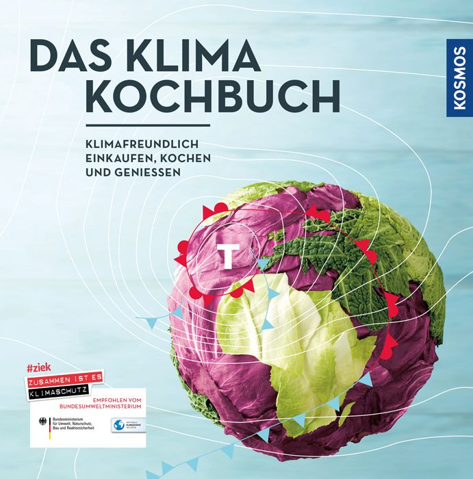 Das Klimakochbuch als Buch von Boris Demrovski, Christian Noll, Jenny Blekker, Judith Keller, Christoph Zinsius