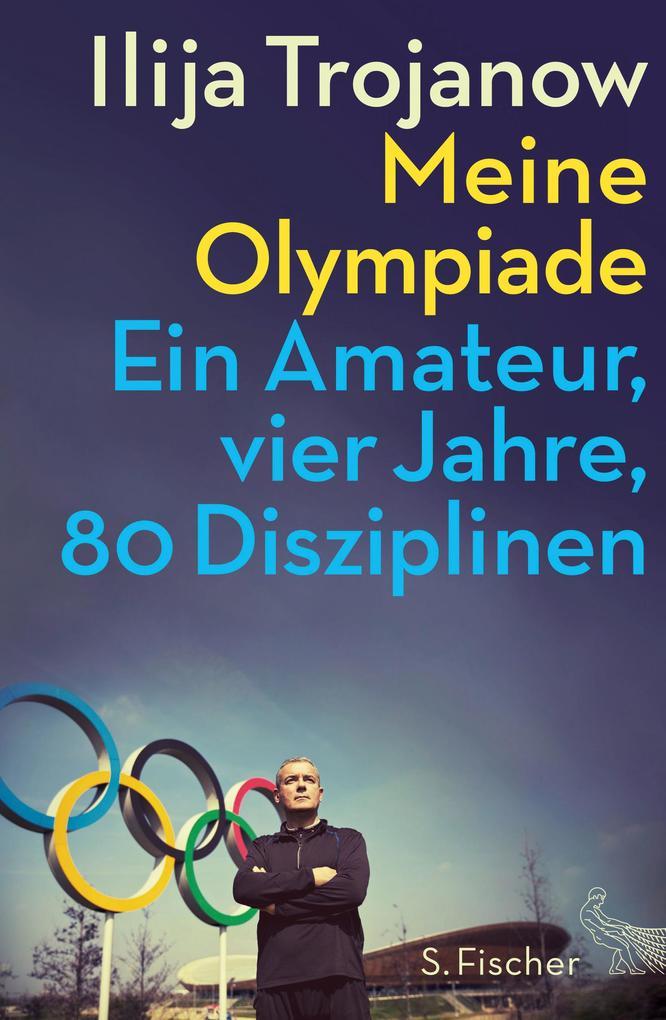 Meine Olympiade als Buch (gebunden)