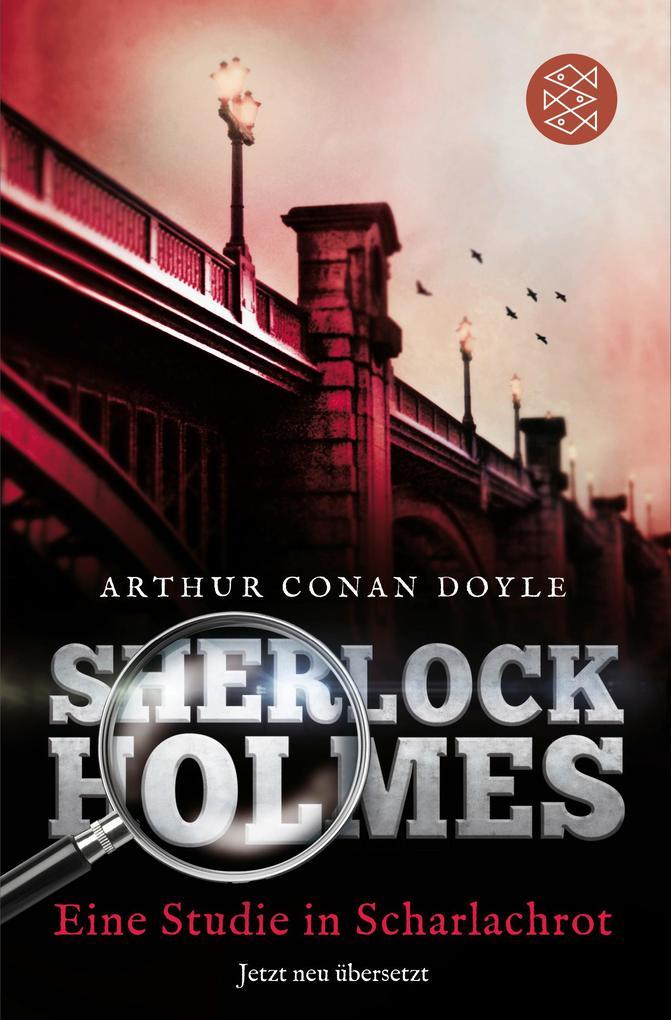 Sherlock Holmes - Eine Studie in Scharlachrot als Taschenbuch von Arthur Conan Doyle