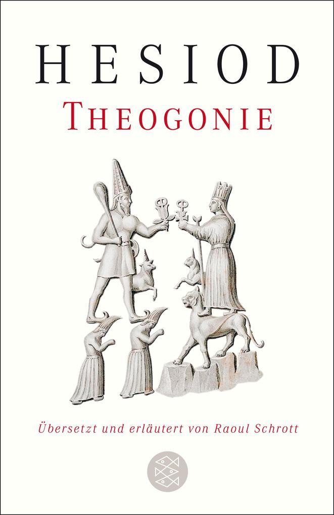 Theogonie als Taschenbuch