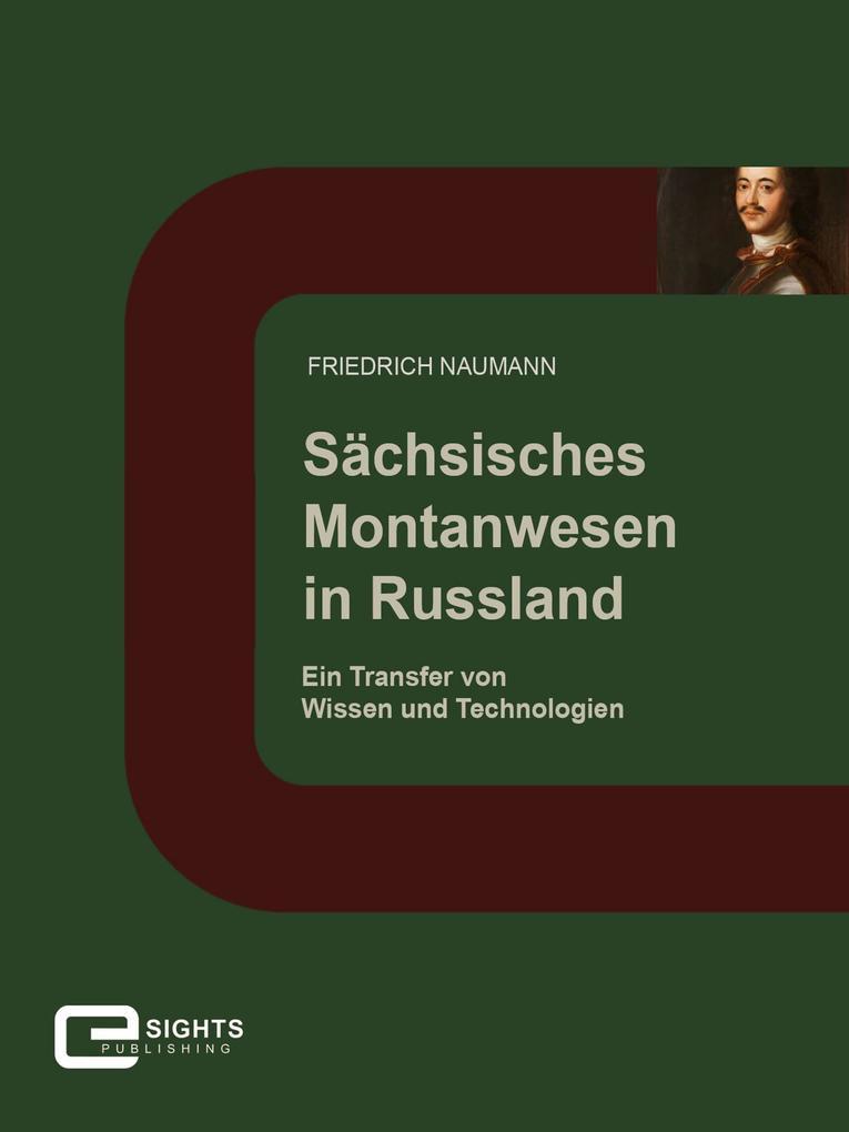 Sächsisches Montanwesen in Russland als eBook