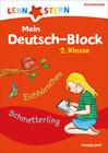 Lernstern: Mein Deutsch-Block 2. Klasse