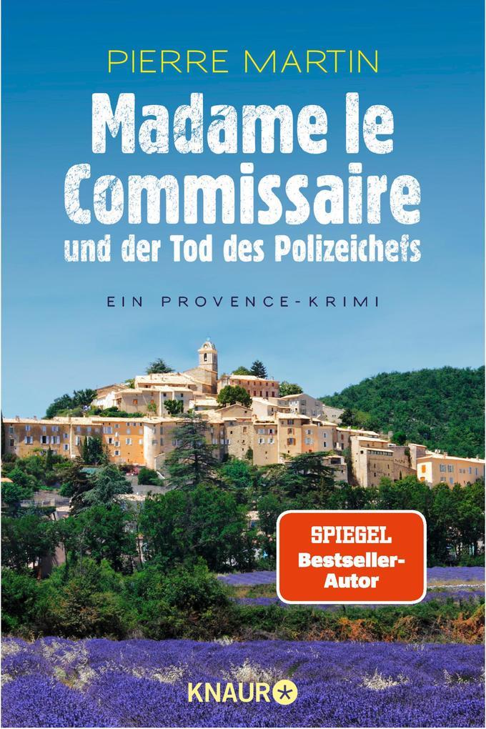 Madame le Commissaire und der Tod des Polizeichefs als eBook