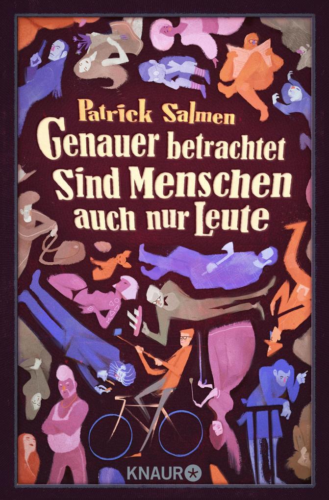 Genauer betrachtet sind Menschen auch nur Leute als eBook von Patrick Salmen