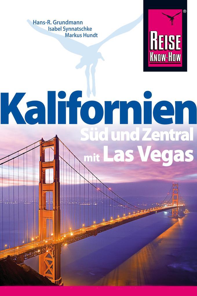 Kalifornien Süd und Zentral mit Las Vegas als eBook