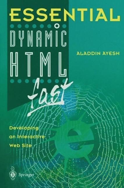 Essential Dynamic HTML fast als eBook von Aladd...