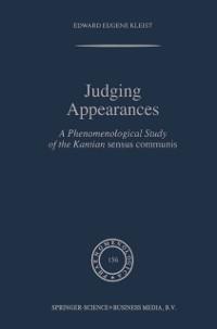 Judging Appearances als eBook