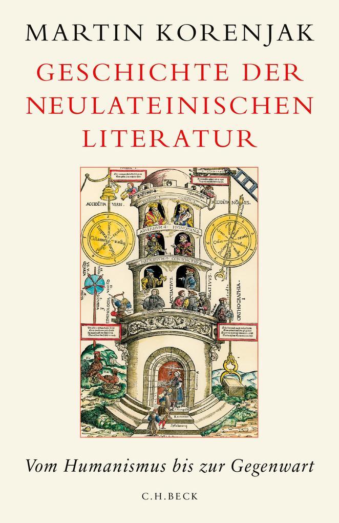 Geschichte der neulateinischen Literatur als Buch