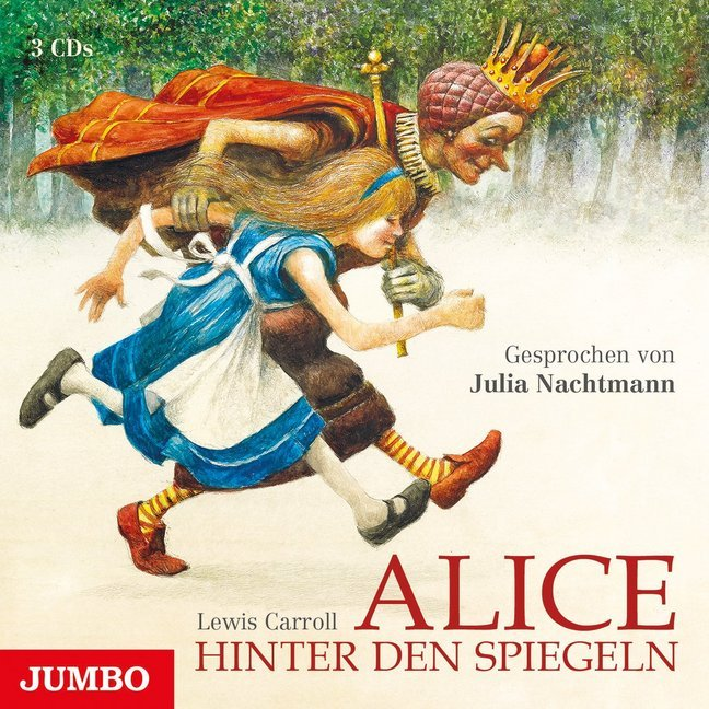 Alice hinter den Spiegeln als Hörbuch