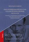 Philosophiegeschichte und Geschichtsphilosophie-Vorlesungen