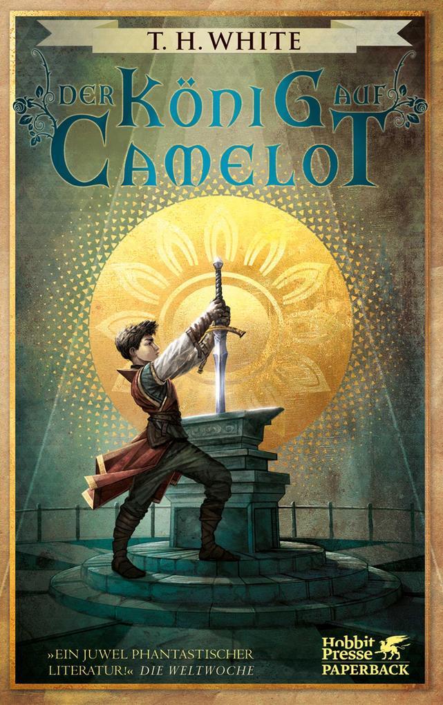 Der König auf Camelot als Taschenbuch