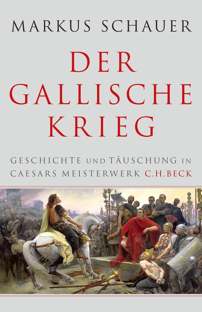 Der Gallische Krieg als Buch