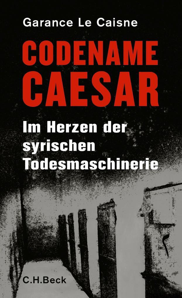Codename Caesar als Buch