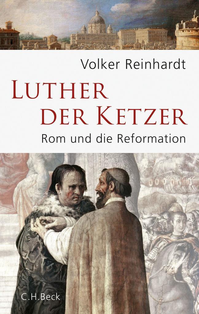 Luther, der Ketzer als Buch
