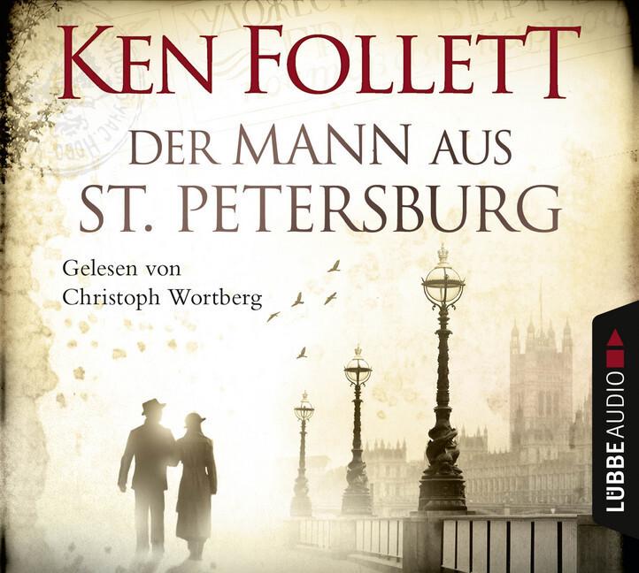 Der Mann aus St. Petersburg als Hörbuch