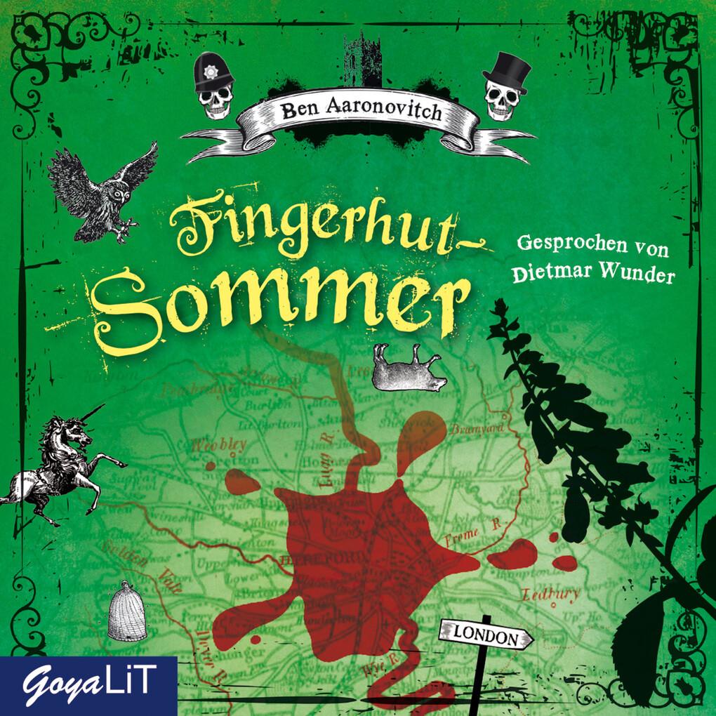 Fingerhut-Sommer als Hörbuch Download