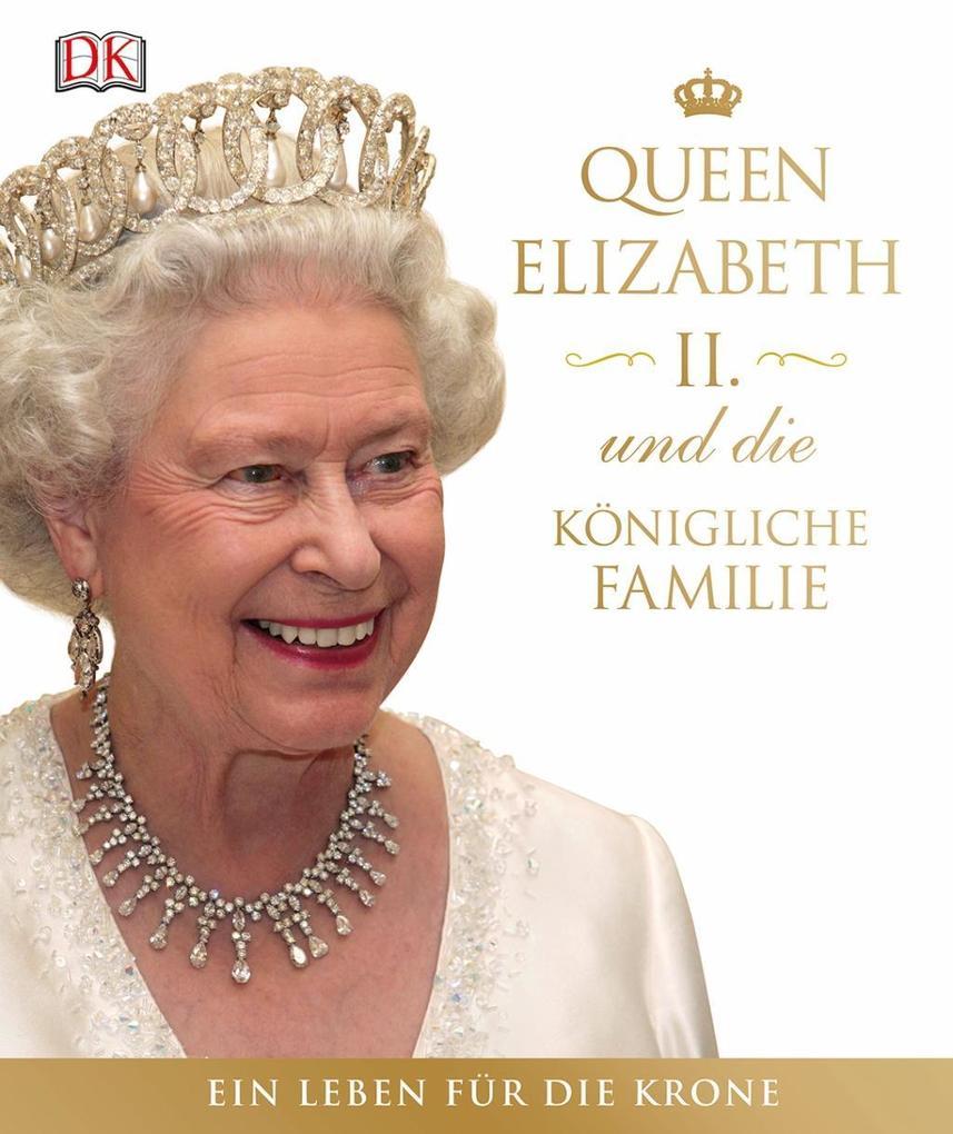 Queen Elizabeth II. und die königliche Familie als Buch von