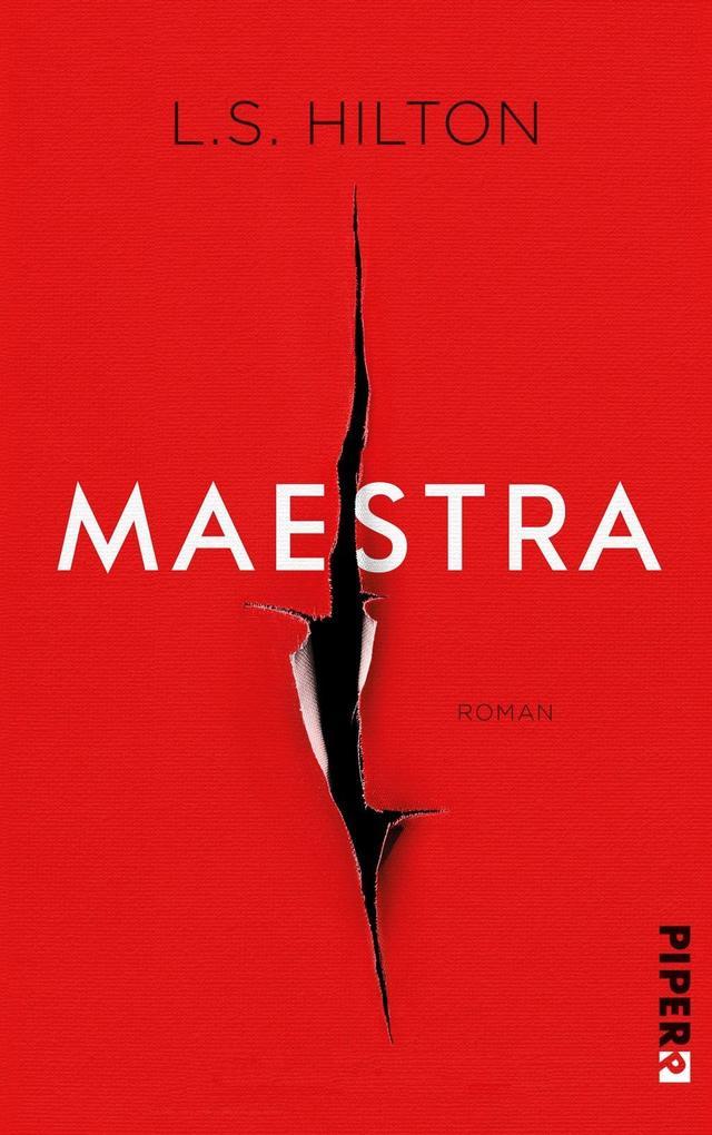 Maestra als Buch