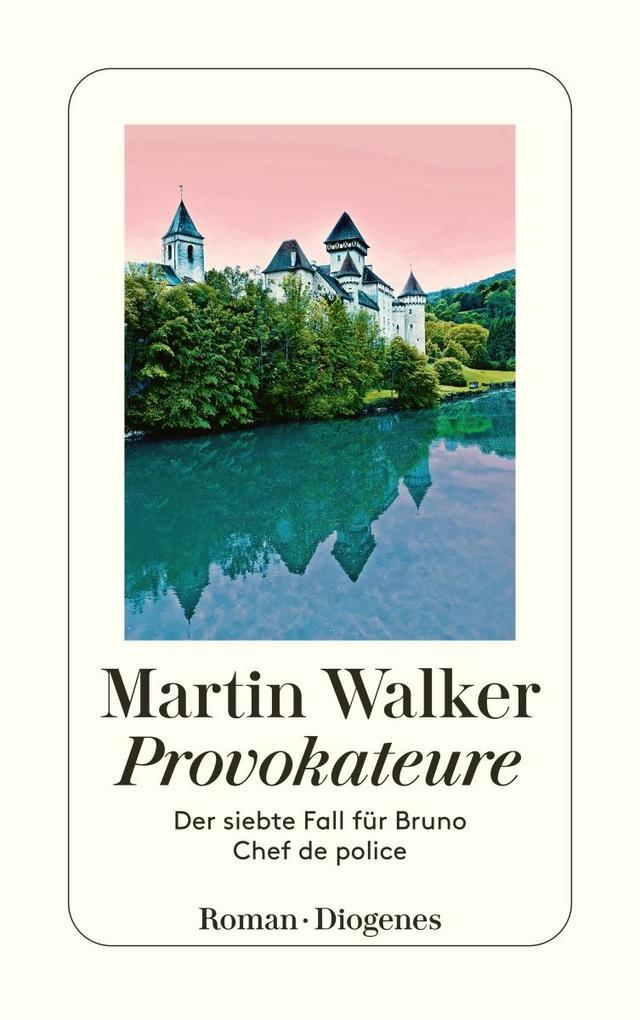 Provokateure als Taschenbuch von Martin Walker
