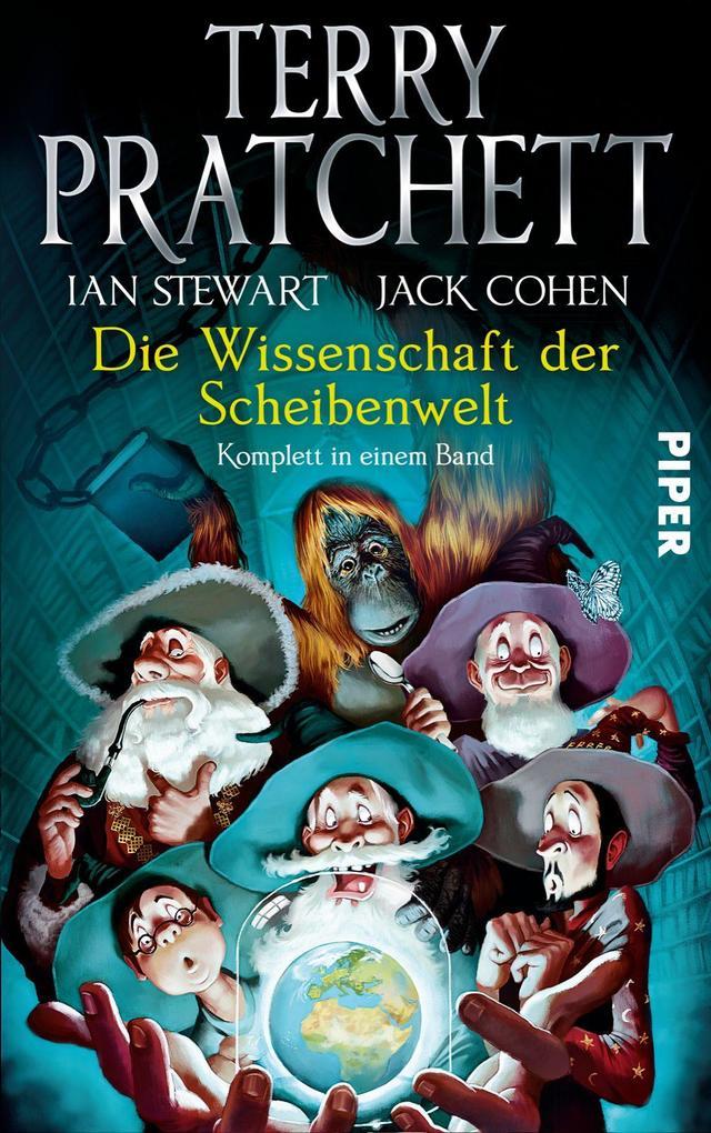 Die Wissenschaft der Scheibenwelt als Buch von Terry Pratchett, Jack Cohen, Ian Stewart