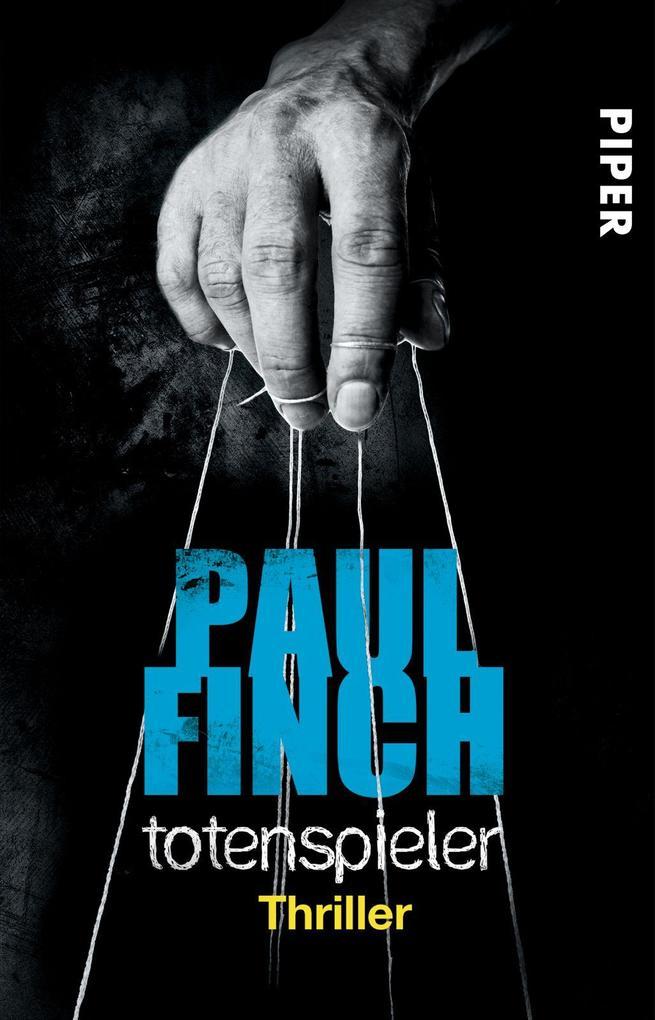 Totenspieler als Taschenbuch von Paul Finch