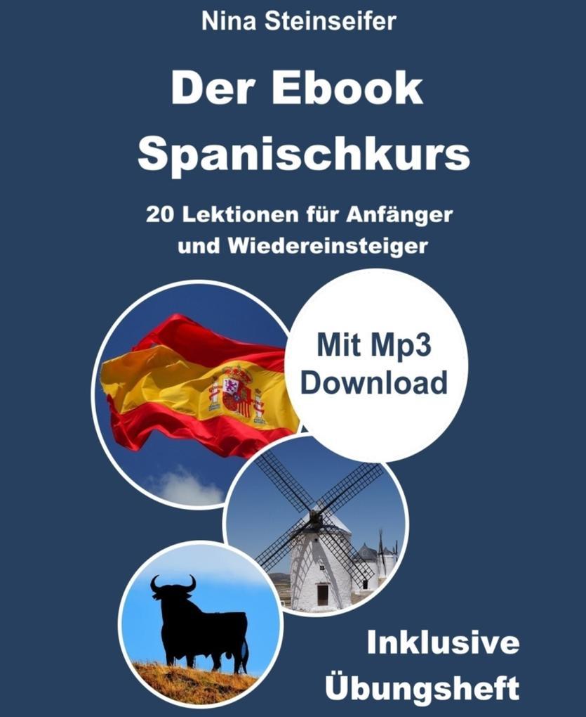 Der Ebook Spanischkurs als eBook