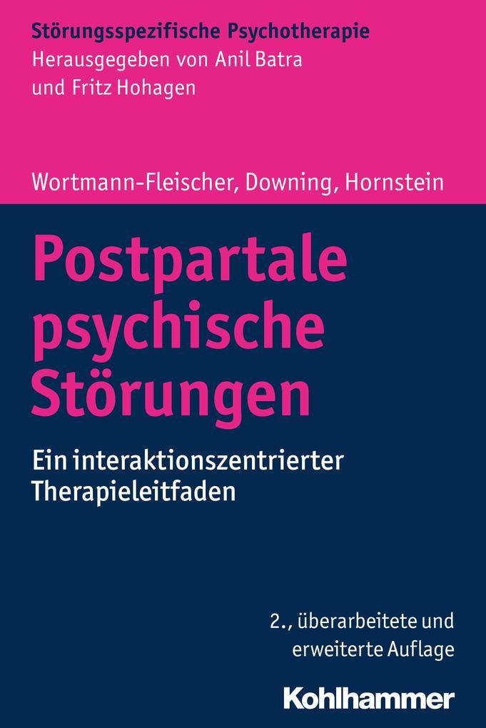 Postpartale psychische Störungen als Buch
