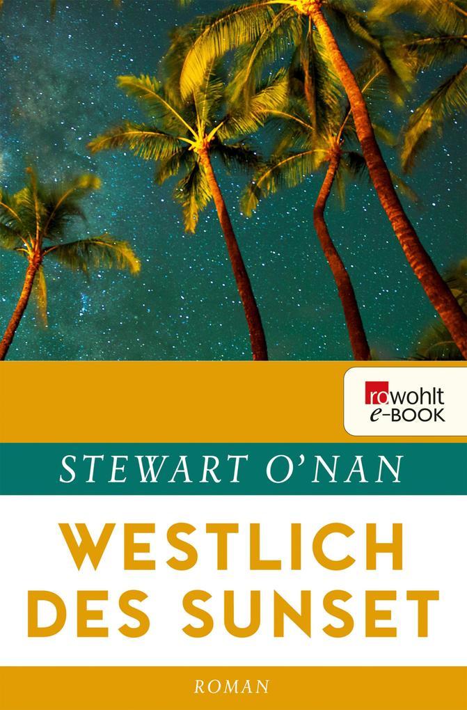 Westlich des Sunset als eBook