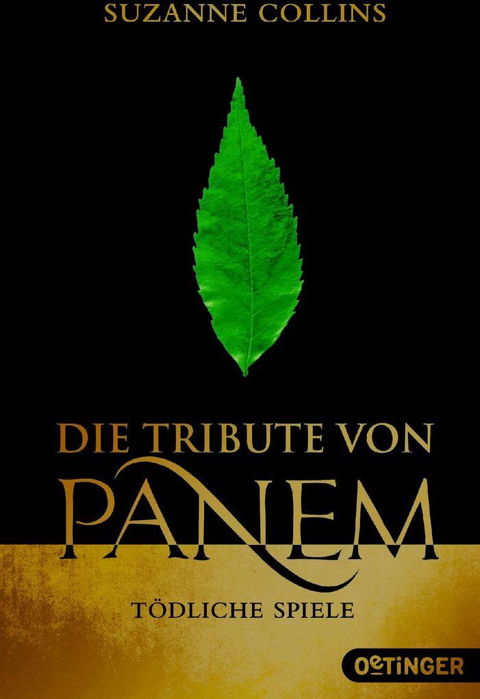 Die Tribute von Panem - 3 Bände im Schuber als Taschenbuch von Suzanne Collins