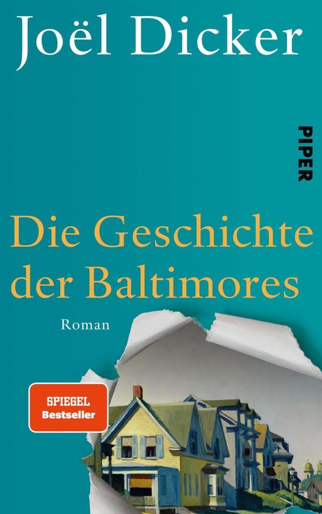 Die Geschichte der Baltimores als eBook