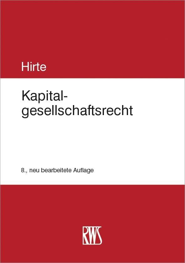Kapitalgesellschaftsrecht als eBook