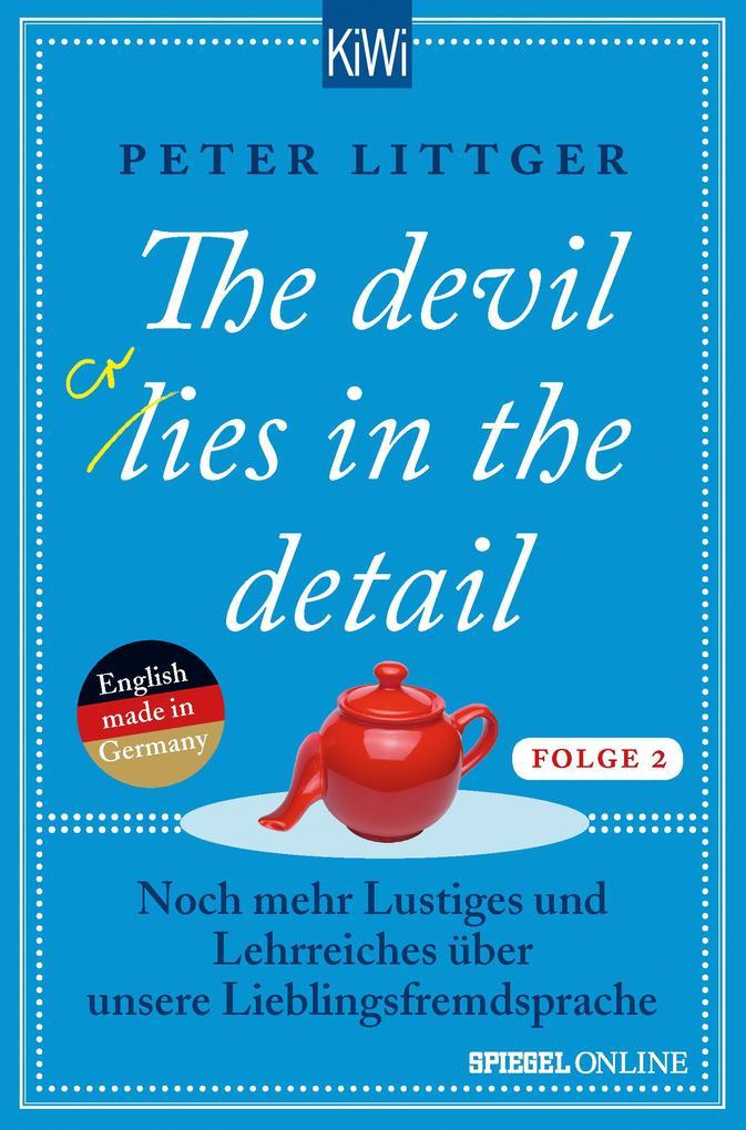 The devil lies (cries) in the detail - Folge 2 als Taschenbuch