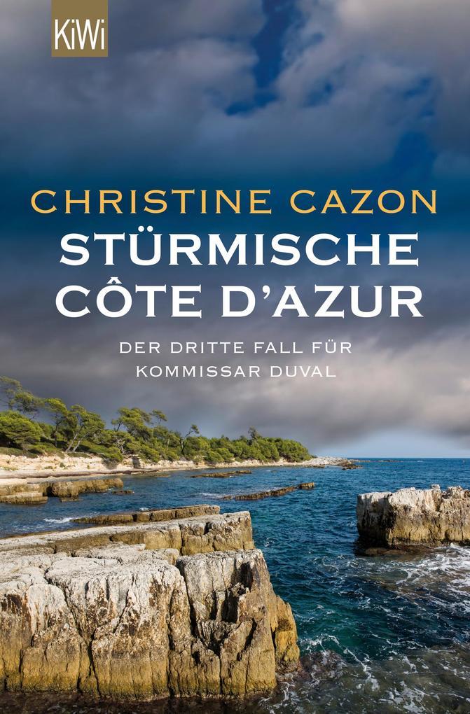 Stürmische Côte d'Azur als Taschenbuch