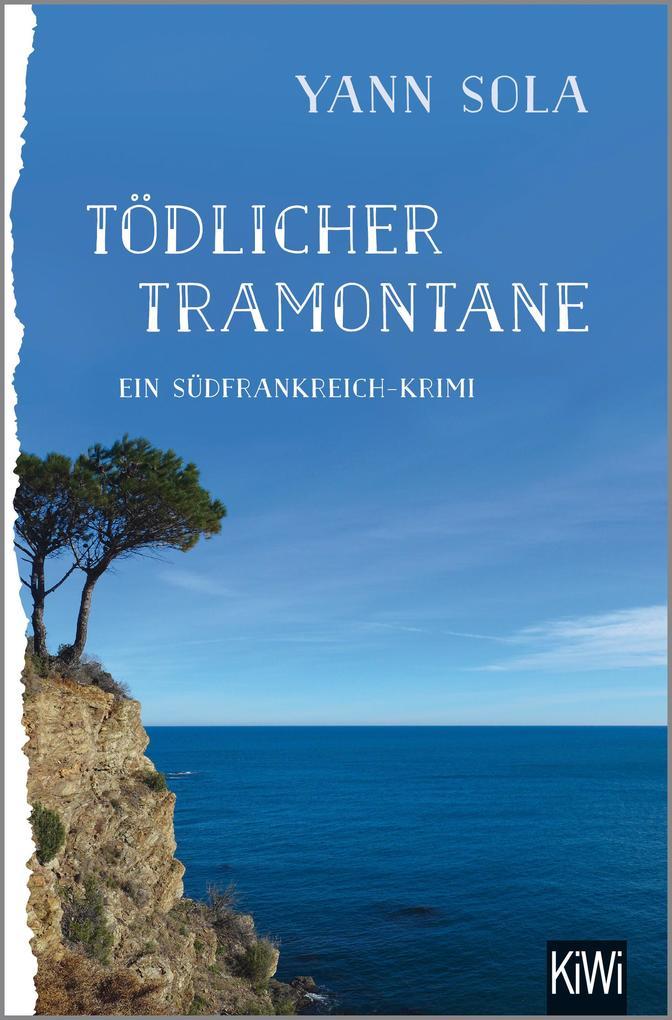 Tödlicher Tramontane als Taschenbuch von Yann Sola