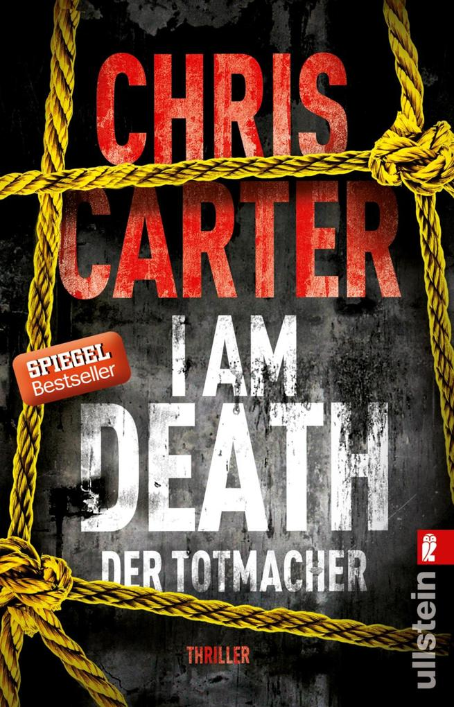 I Am Death. Der Totmacher als eBook