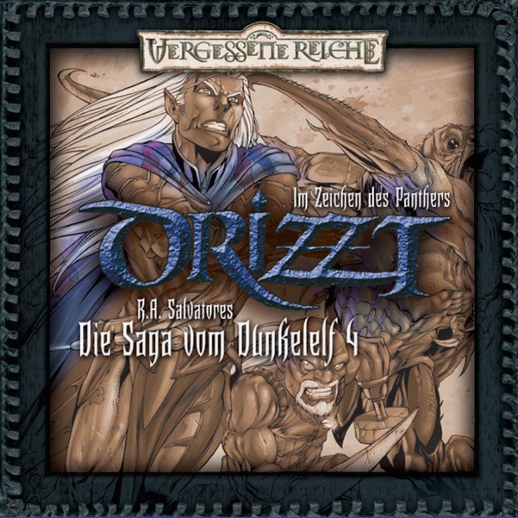 Drizzt - Die Saga vom Dunkelelf 04: Im Zeichen des Panthers als Hörbuch Download