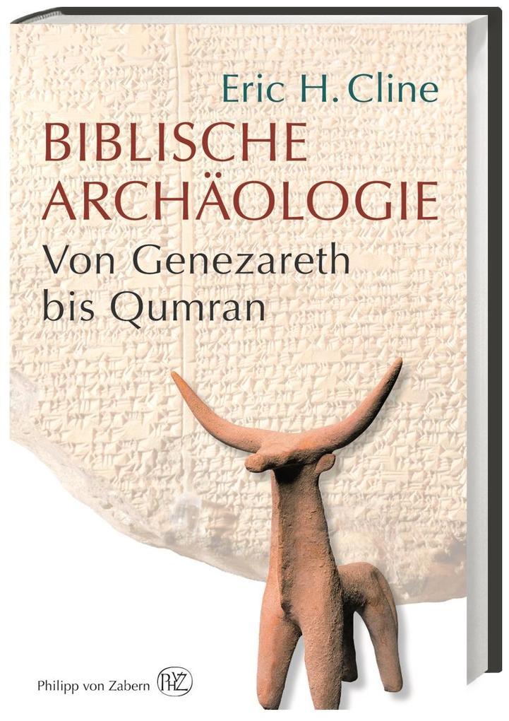 Biblische Archäologie als Buch