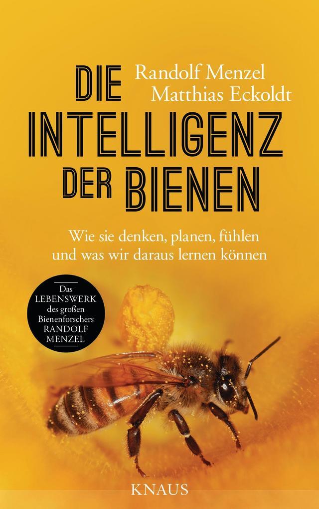 Die Intelligenz der Bienen als Buch