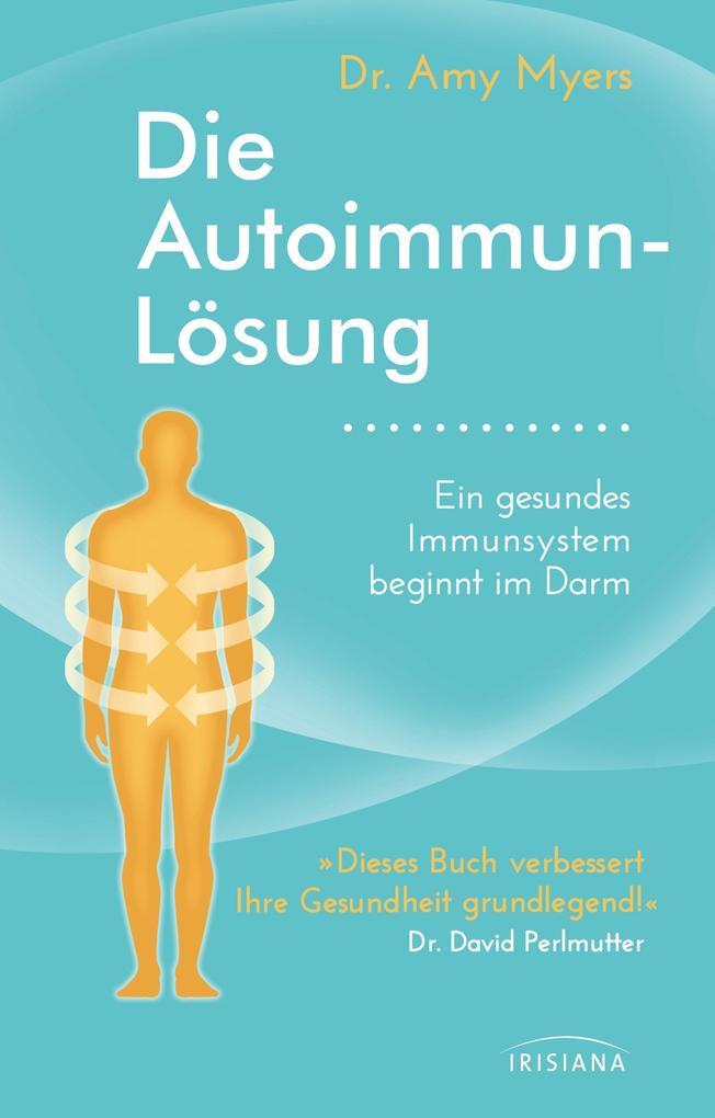 Die Autoimmun-Lösung als Buch