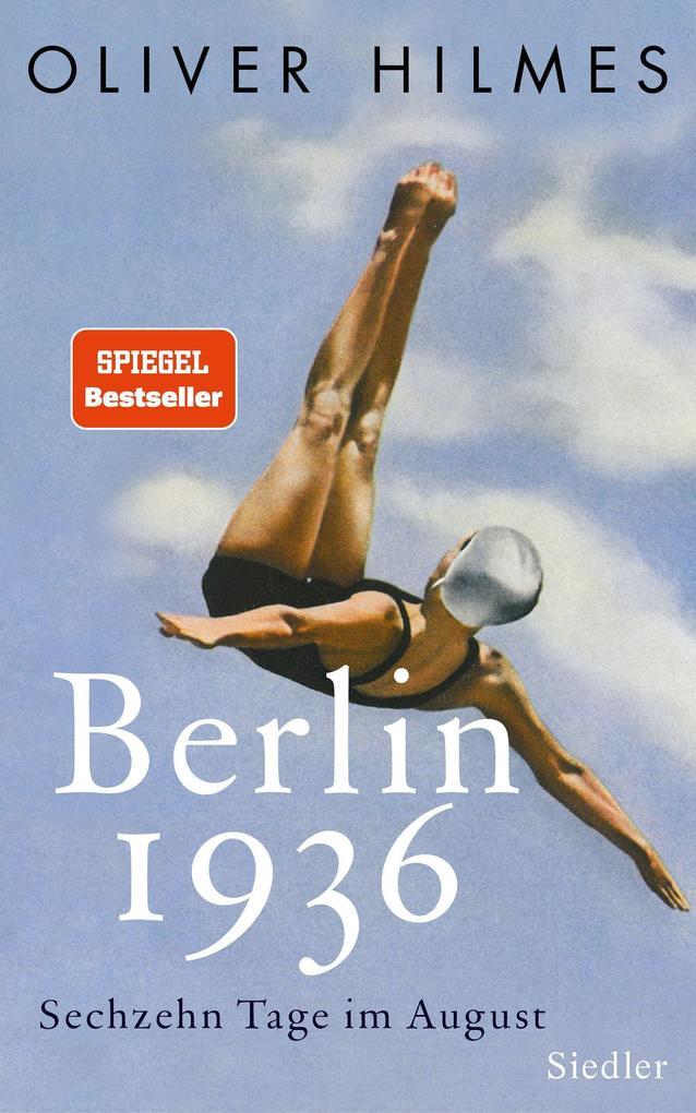Berlin 1936 als Buch