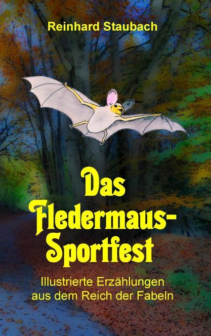 Das Fledermaus-Sportfest als Buch