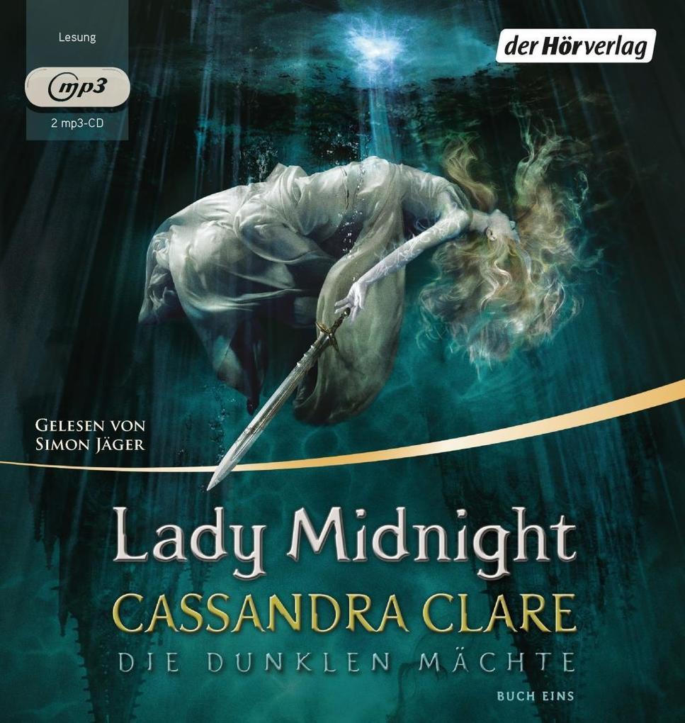 Lady Midnight als Hörbuch